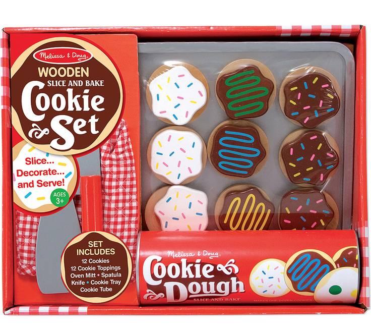 Melissa & Doug Slice & Bake Cookie Set