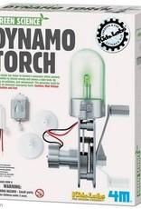 Green Science-Dynamo Torch