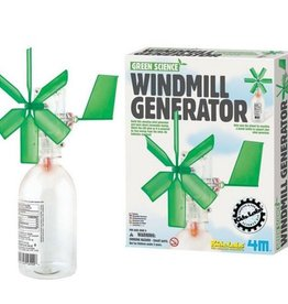 Green Science-Windmill Generator