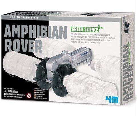 Fun Mechanics-Amphibian Rover
