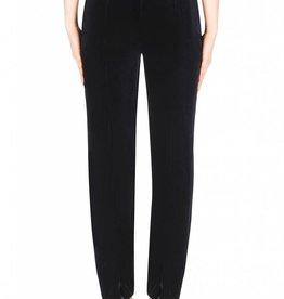 Ladies Pants Amelia Straight, Black 183453