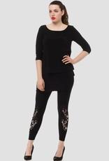 Ladies Tunic/Dress, Black 183192