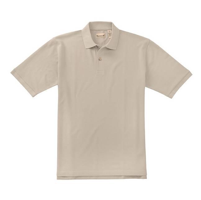 Backpacker S/S Pique Polo Shirt