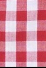 Backpacker Gingham Check S/S Shirt, Red