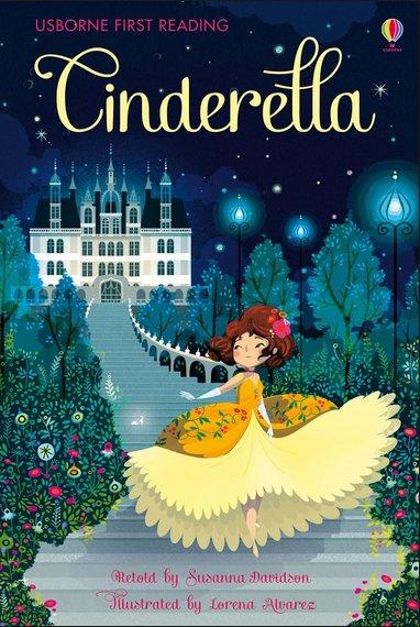 Cinderella Picture Bk