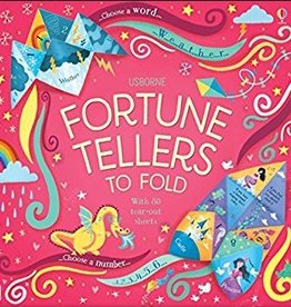 100 Paper Fortune Tellers