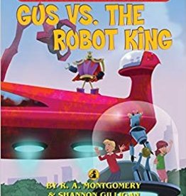 ChooseCo Gus vs. The Robot King