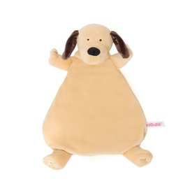 WubbaNub Wubbanub Brown Puppy Lovey