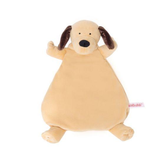 WubbaNub Wubbanub Brown Puppy Lovey