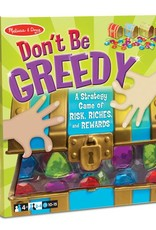 Melissa & Doug Dont Be Greedy Game,