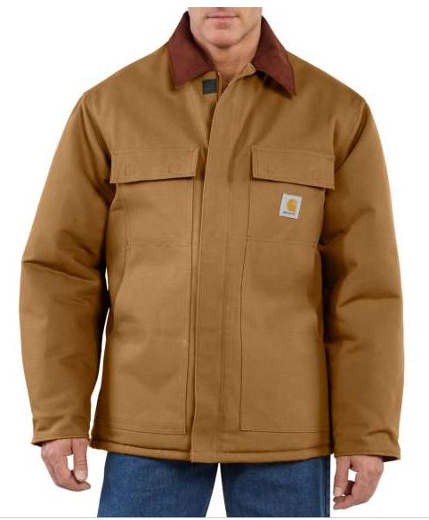 Carhartt Arctic Duck Traditional Coat