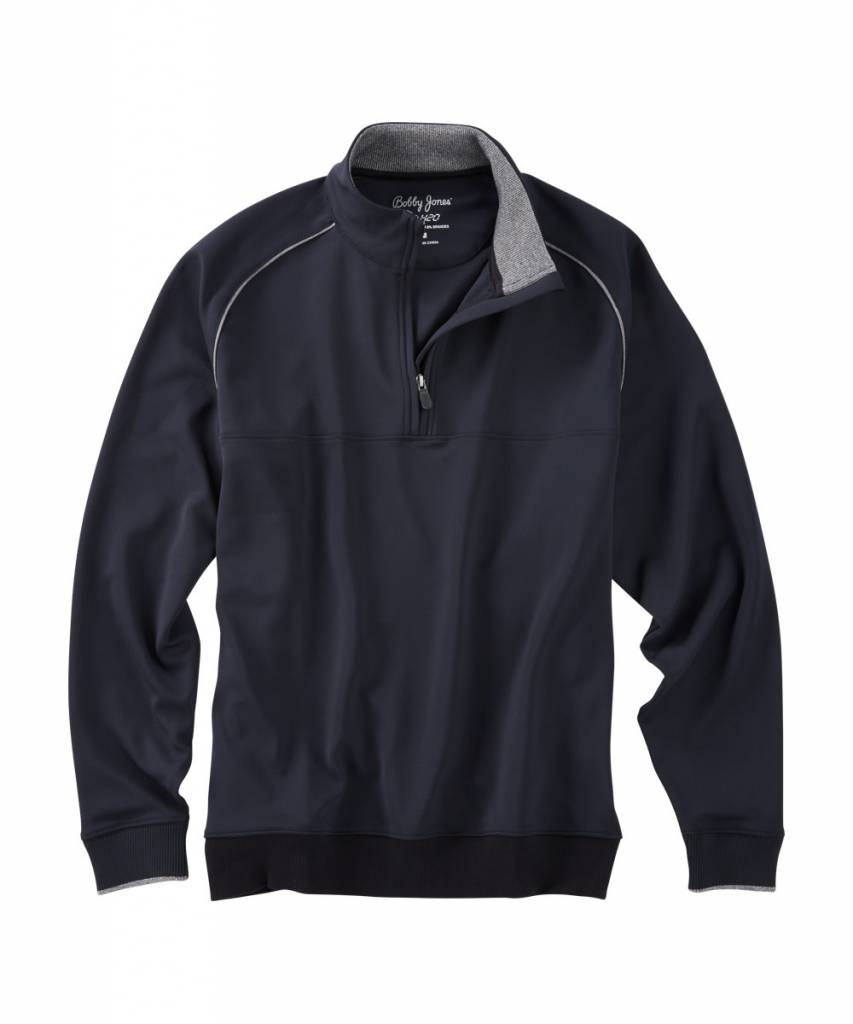 dd7e0f70d XH2O Solid Quarter-Zip Pullover - Josephs Department Store