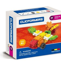 Magformers Clickformers Airplane 25Pc set