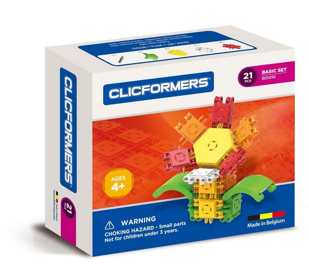 Magformers Clickformers Flower 21Pc set