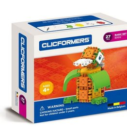 Magformers Clickformers Penguin 27Pc set