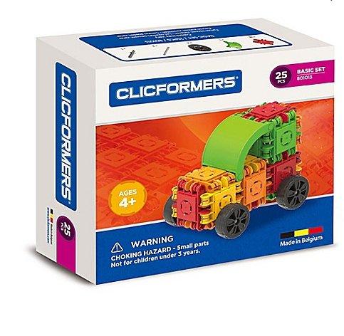 Magformers Clickformers Car 25Pc set