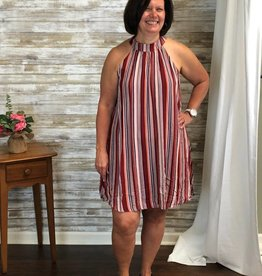 Spicy Trapeze Dress
