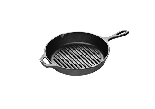 "Lodge Lodge 10.25"" Cast Iron Grill Pan"