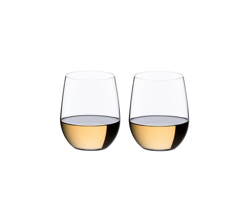 Riedel O Wine Tumbler Viognier/Chardonnay - 2 Pack