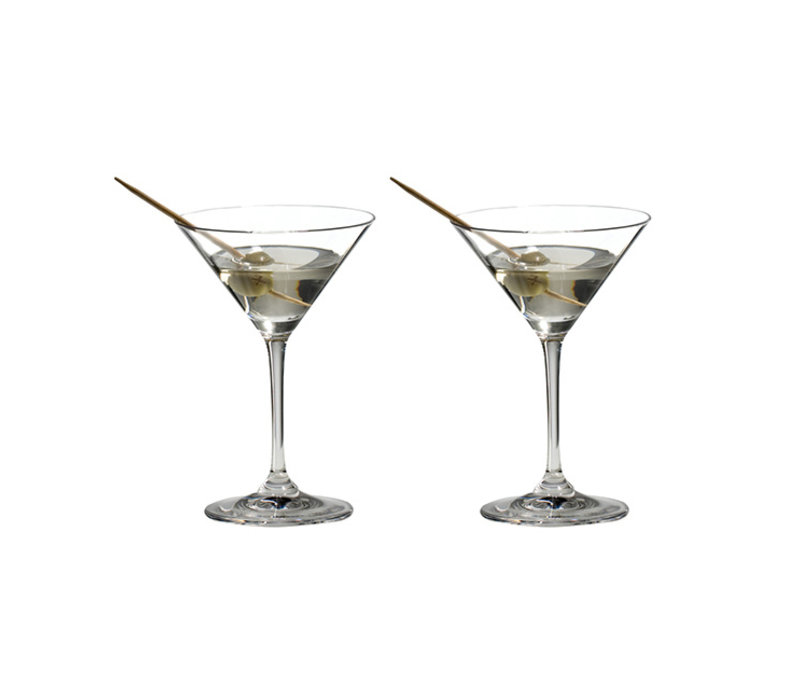 Riedel Vinum Martini - 2 Pack