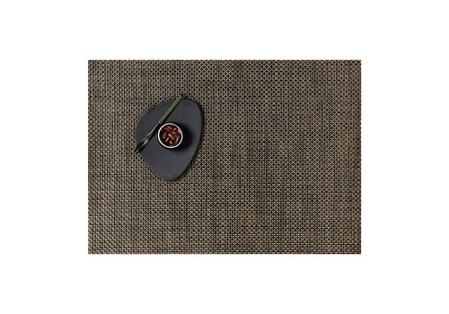 Chilewich Chilewich Basketweave Table Mat - Earth