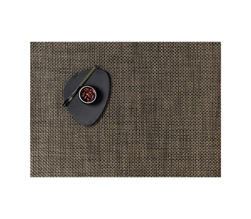 Chilewich Basketweave Table Mat - Earth