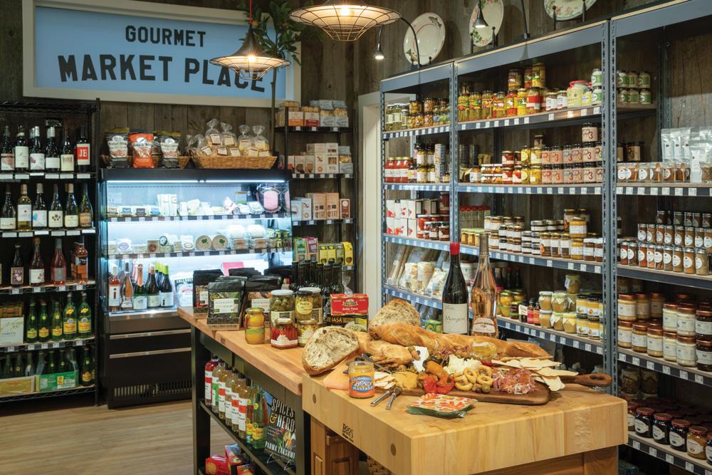 Gourmet Marketplace Ketchum Kitchens