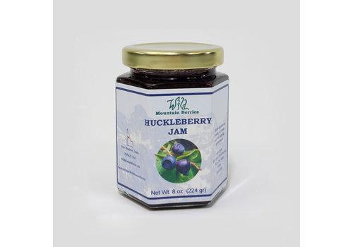 Wild Mtn Berries Huckleberry Jam 8oz