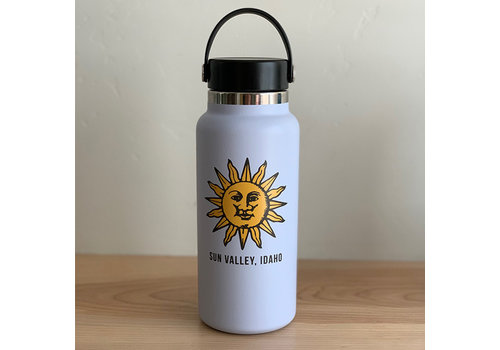 HydroFlask Sun Valley Sun 32oz Wide Mouth - Fog