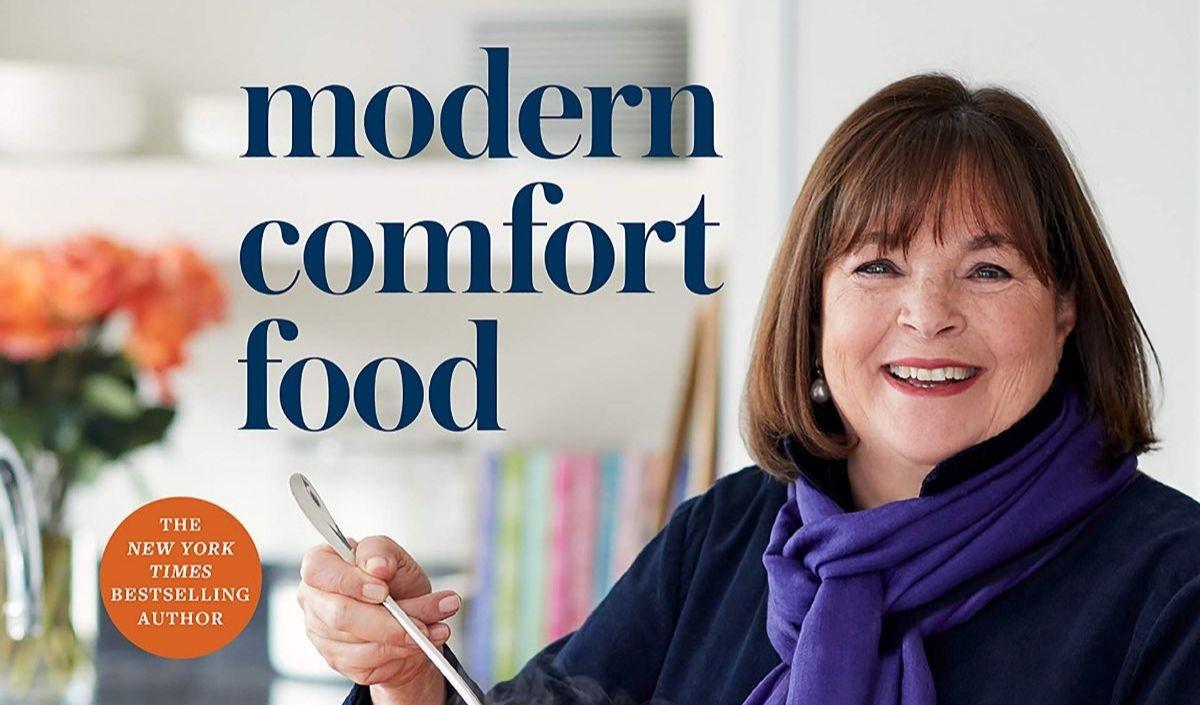 Ina Garten's Latest Cookbook Release!