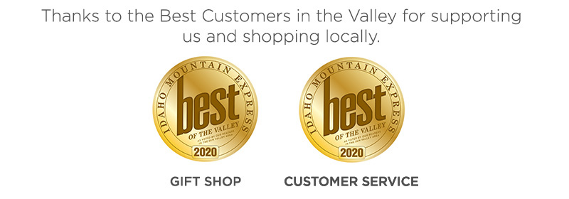 Best of the Valley Best Gift Shop Best Customer service