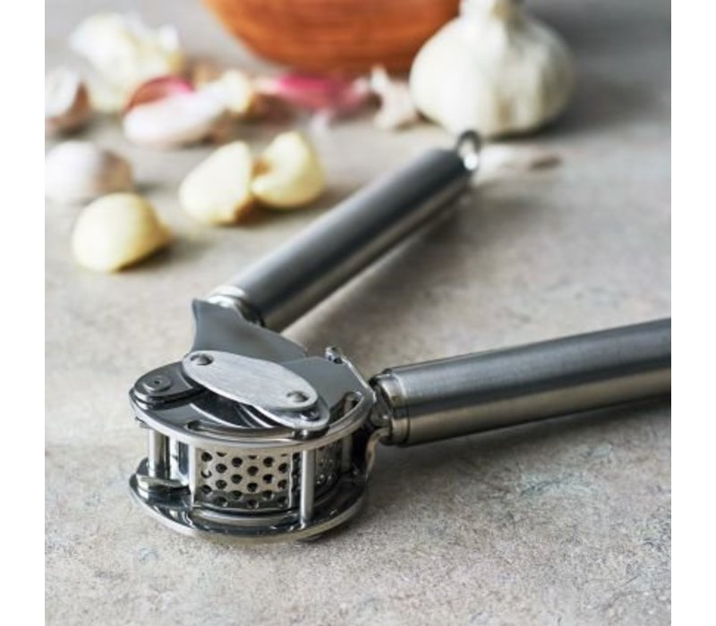 Rosle Garlic Press w/ Scraper- 12895