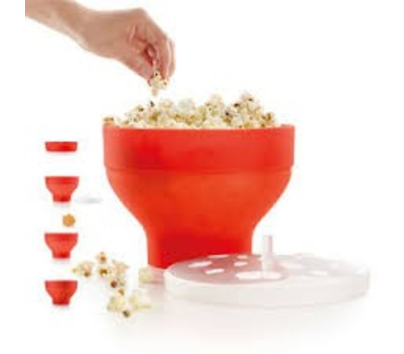 Lekue Microwave Popcorn Popper - 0200226R10M017