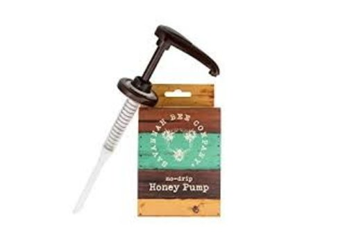 Savannah Bee Savannah Bee No-Drip Honey Pump for 12oz