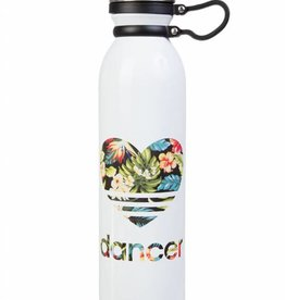 Sugar & Bruno D8910-Heart Dancer Floral Bottle