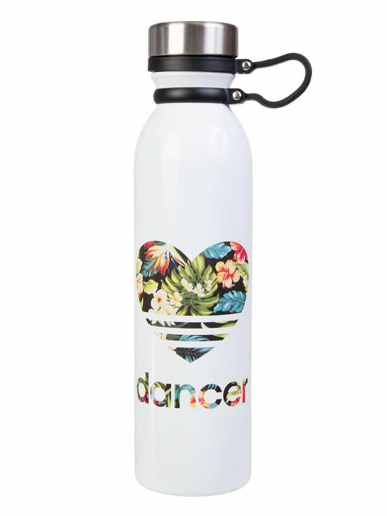 Sugar & Bruno D8910-Heart Dancer Floral Bottle