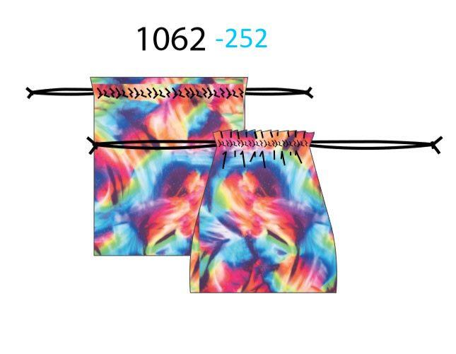 MotionWear 1062-Gym Grip Bag