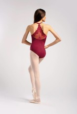 SoDanca RDE-1844-Pinch Front Camisole Leotard