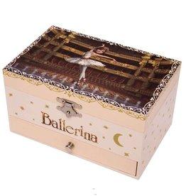 """Trousselier S60111-Boite à Bijoux Musicale Brille Dans La Nuit """"Ballerina"""""""""""
