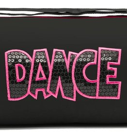 Sassi Designs DAN-05-Dance Sequin Duffel
