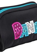 Sassi Designs SEQ-60-Sequin Dance Cosmetic Bag