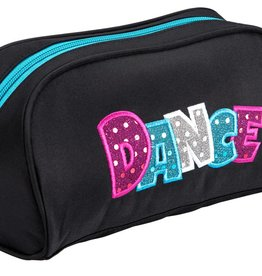 Sassi Designs SEQ-60-Sequin Dance Cosmetic Bag
