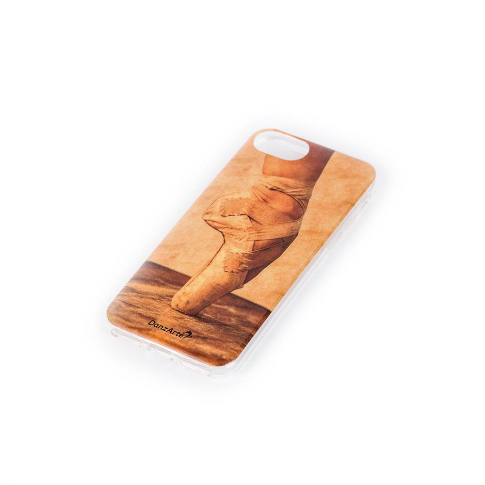 """DanzArte CA-IPH7R-G20-""""Pointed"""" Soft Rubber Case for iPhone 6/6S/7/8"""