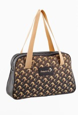 "DanzArte NRA3-B02GO-""Aerea Gold"" Women's Sports Bag 2 in 1"