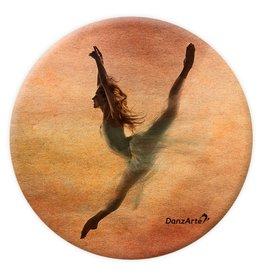 """4ca5c9708a27 NRA3-B02MA-""""Aerea Mallow"""" Women s Sports Bag 2 in 1. C 60.00. DanzArte  PM-G04-""""Jeté In Red"""" Pocket Mirror"""