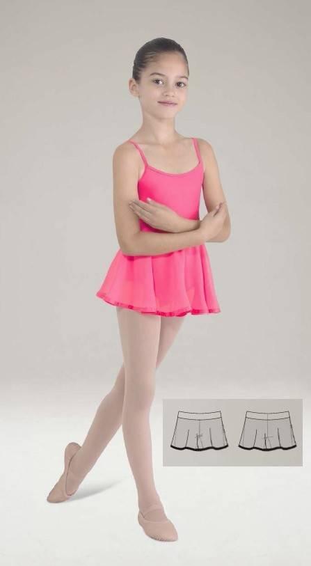 Bloch CR1730-Sheerin Skirt-LILAC