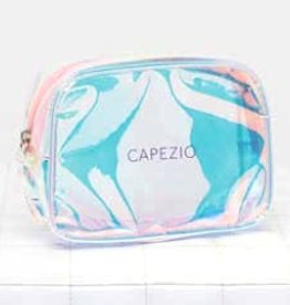Capezio B226-Holographic Makeup Bag