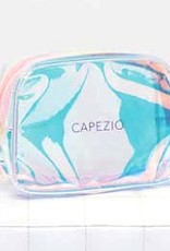 Capezio B226-Holographic Makeup Bag