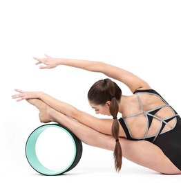 Capezio BH1530-Yoga Wheel-PINK