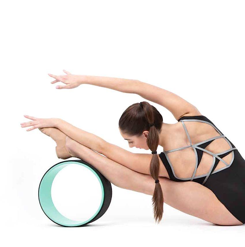 Capezio BH1530-Roue de Yoga-ROSE